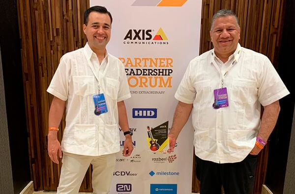 Smart Developments Systems Corp Sucursal Colombia presente en el Partner Leadership Forum AXIS